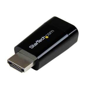 STARTECH ADAPTADOR CONVERSOR VIDEO HDMI? A VGA –