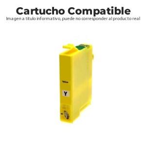 CARTUCHO COMPATIBLECANON INYEC TINTA CLI-551 AMARILL
