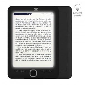 E-BOOK WOXTER SCRIBA 195 PAPERLIGHT BLACK