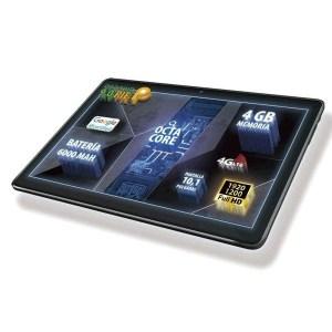 """TABLET TALIUS ZIRCON 1016 4G NEGR.10.1"""" OC2.0-4GB"""
