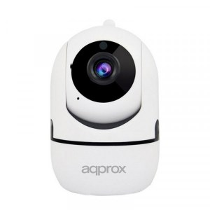 CAMARA IP WIFI APPROX HD 1.0-360º-NIGHT-P2P-SD