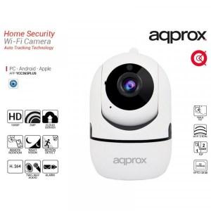 CAMARA IP WIFI APPROX HD 360