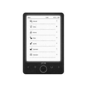 "E-BOOK SPC DICKENS LIGHT 5612 EREADER 6"" 8GB"