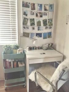 Efficient Dorm Room Organization Decor Ideas 03