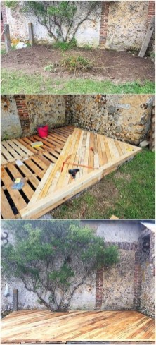 Astonishing Diy Pallet Projects Ideas To Try Right Now16