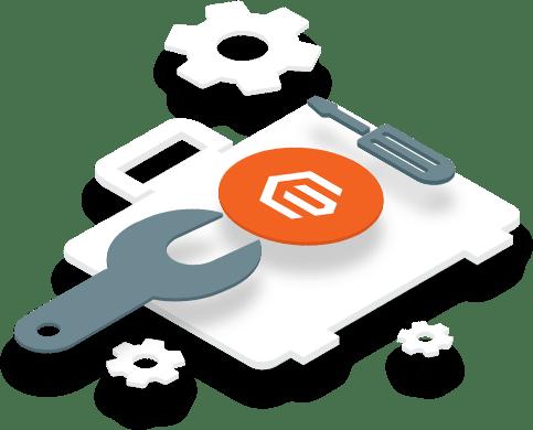 Magento webshop ondersteuning en onderhoud