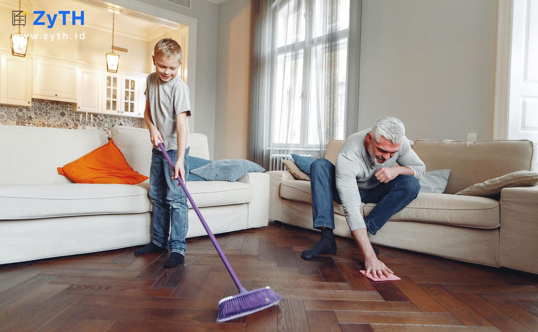 6 Langkah merapikan rumah tanpa berkesah agar terlihat rapi