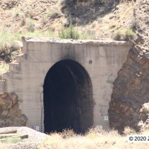 Tunnel 17 Tehachapi