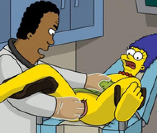 Simpsons Dr Hibbert Fucks Marge