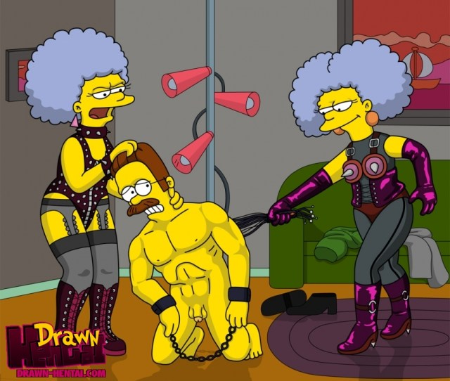 Patty Selma Simpsons Hentai