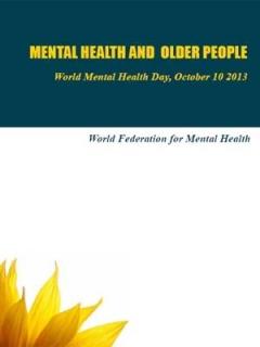 Svetski dan mentalnog zdravlja 2013