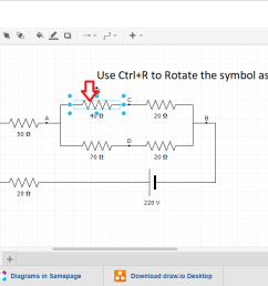 free circuit diagram making tool [ 1352 x 626 Pixel ]