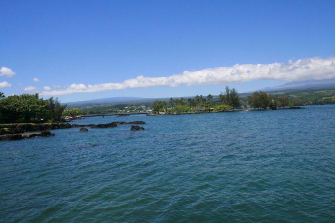 Juan Mario Perez of Mexico City visits Hawai'i Island and the Kilauea Volcano.