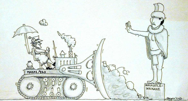 Mrs. Pao cartoon