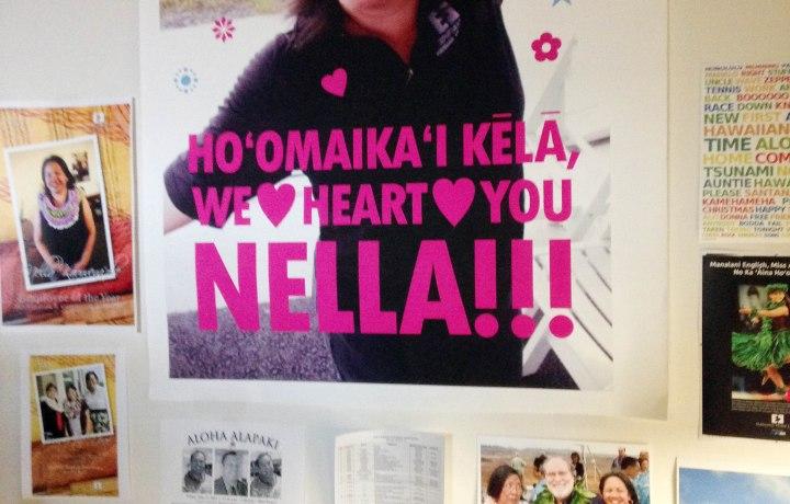 Bye Nella!