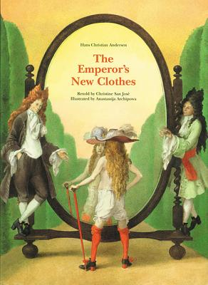 The Emperor S New Clothes Book By Hans Christian Andersen