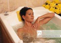 Baden,Badewanne,Entspannungsbad,Erwachsener,Frau ...