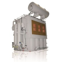 DC arc furnace transformers