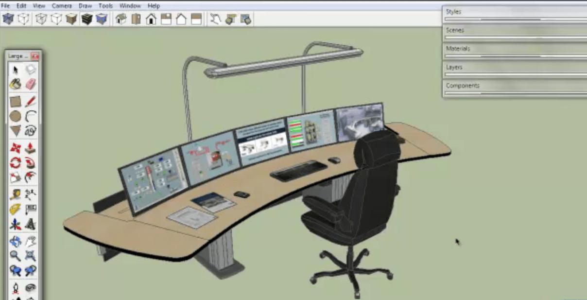Room Design Drawing Tools