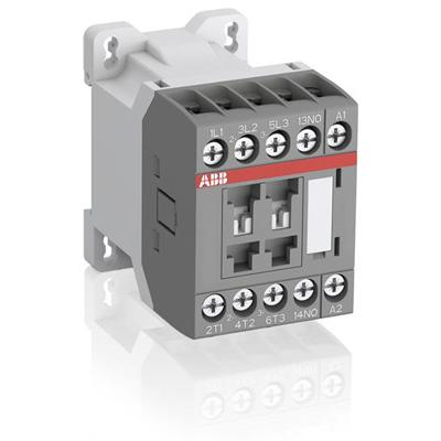 Abb Motor Starters Control Wiring Diagram As Contactors 3 Pole Contactors And Overload Relays For