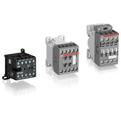 Abb Low Voltage Motor Wiring Diagram Contactor Relays For Auxiliary Circuit Switching Motor