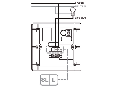 pir switch wiring diagram rockford fosgate speaker electrical standard timer timers and switches elkay pushbutton fitting 2 wire for lighting only
