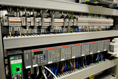 Panel builder  Wire  cable management  ABB