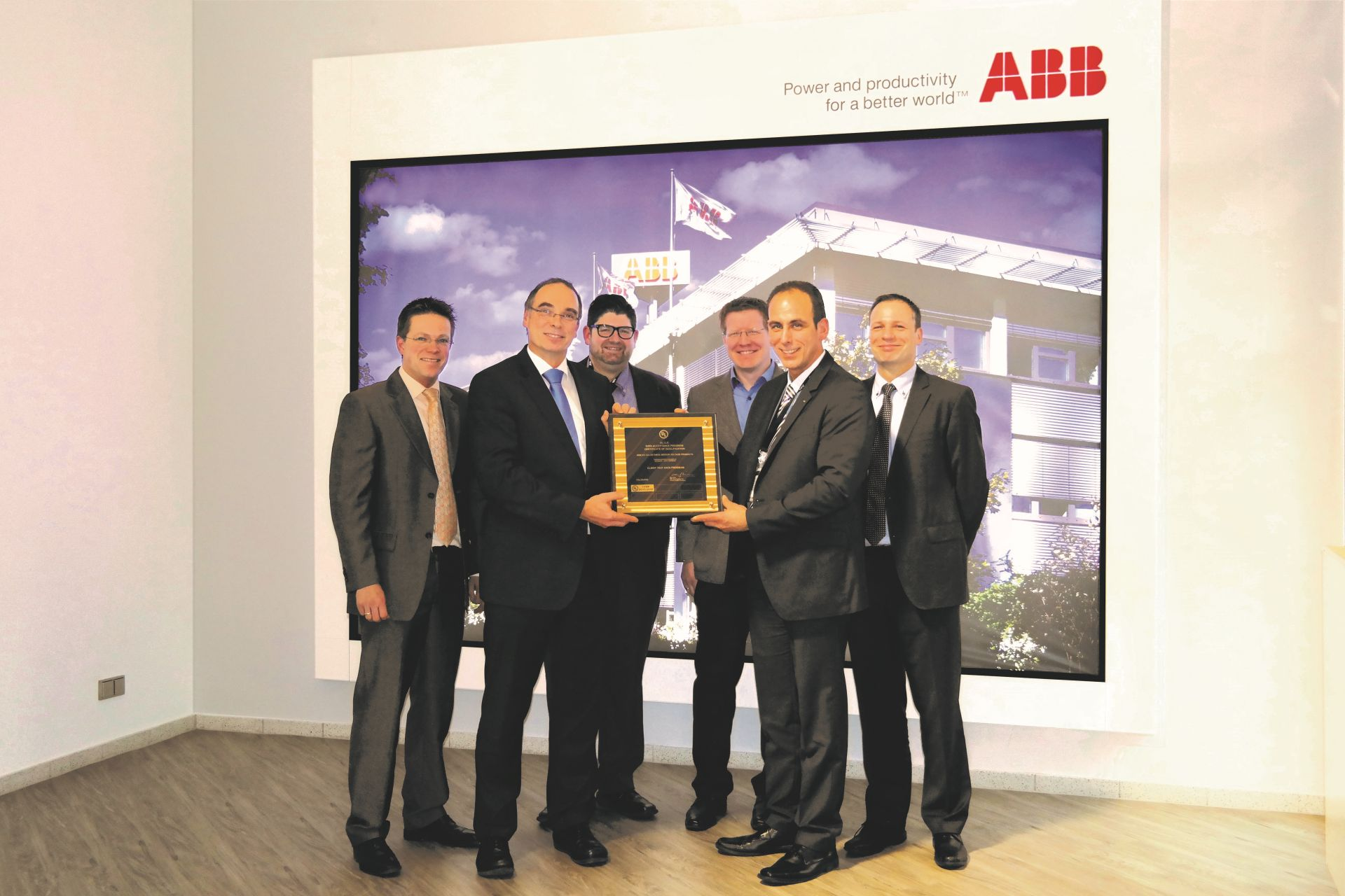 Short Circuit Test Carried Out In Abb Sace Power Testing Laboratories