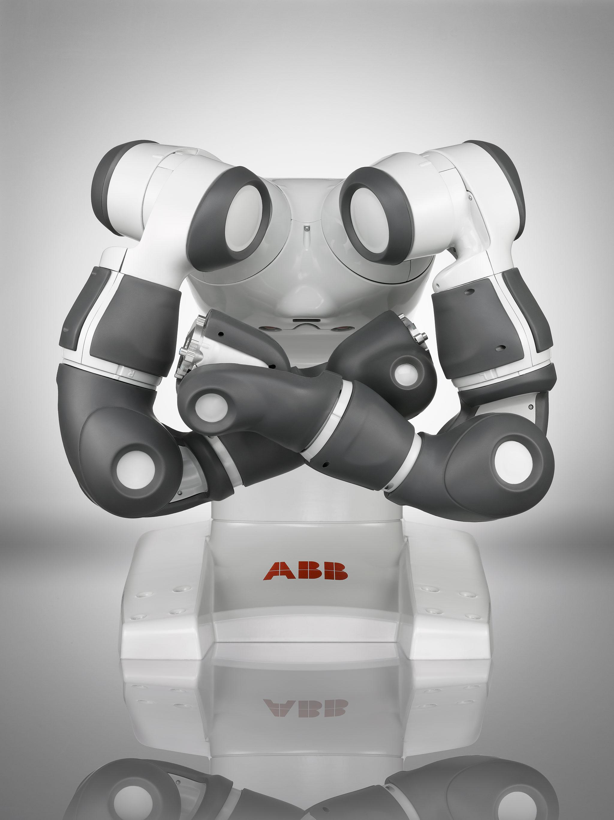 Animated Panda Wallpaper Abb S Dual Arm Collaborative Robot Industrial Robots