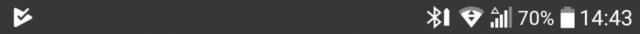 LG Bluetooth Battery Level Indicator