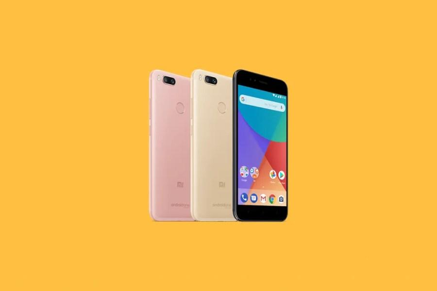 Xiaomi Mi A1 Qualcomm Snapdragon 625 MIUI Android One