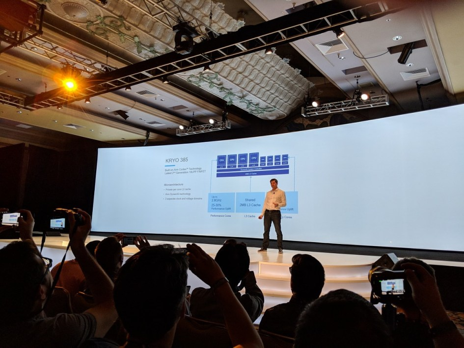 Kryo 385 Cores in the Snapdragon 845