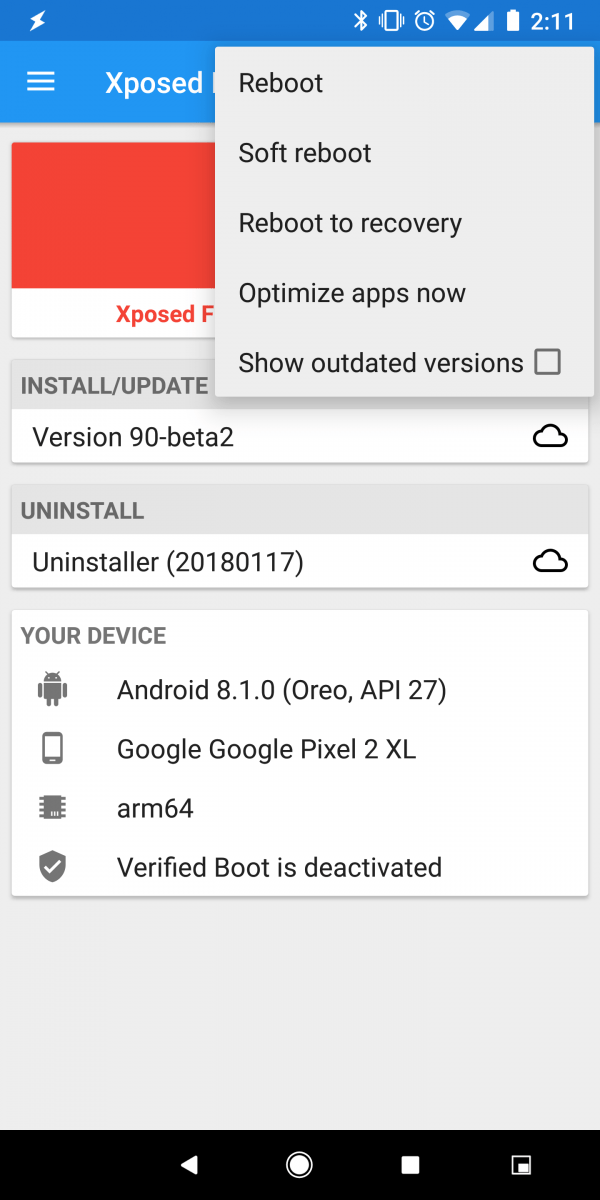 Xposed Installer v3 15 & Xposed Framework v90-beta2 are out with