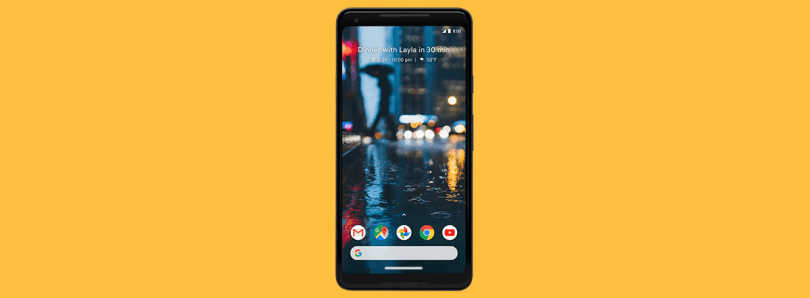 Guide How To Get IPhone X Like Gestures On Android