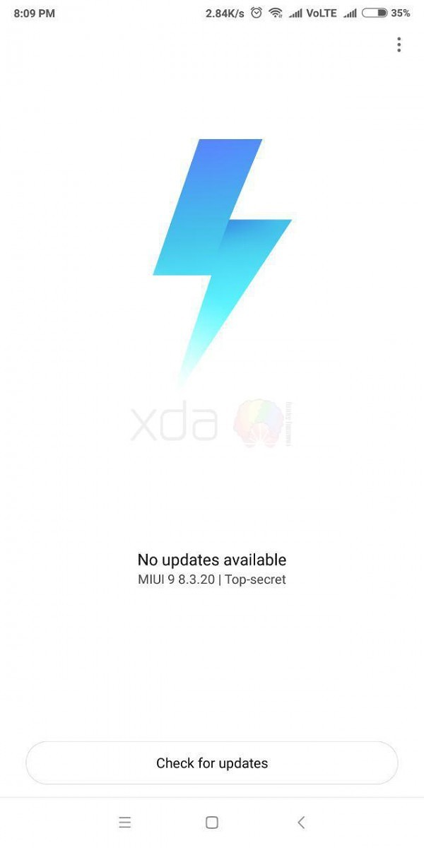 Android Oreo-based MIUI 9 Global Beta ROM leaked for Indian
