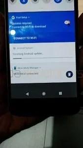 Motorola Moto Z Android P