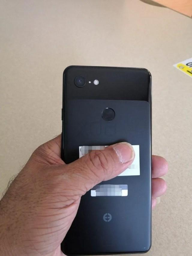 Google Pixel 3 XL, Google Pixel 3 leak, Google Pixel 3 XL photo, Pixel 3 leak