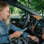 Android Auto car Waze