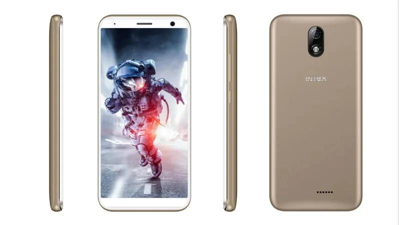 Intex Infi 3 Android Go phone