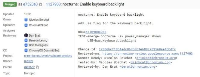 backlit keyboard chromebook nocturne