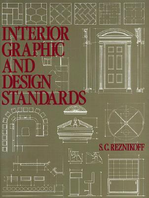 Interior Graphic And Design Standards Book By S C Reznikoff 2