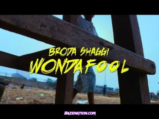 DOWNLOAD VIDEO: Broda Shaggi - Wonda Fool (Burna Boy's Wonderful Cover)
