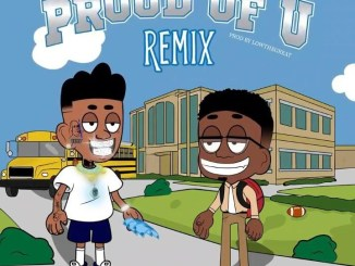 1TakeJay - Proud Of U (Remix) Ft. Blueface Mp3 Download