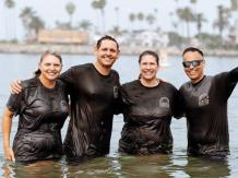 California Church Celebrates Nearly 1,000 People Baptized on Beach