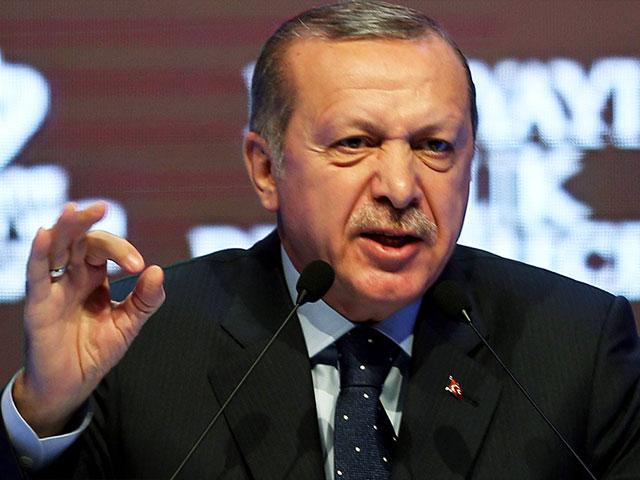 Turkish President Recep Tayyip Erdogan, Photo. Facebook