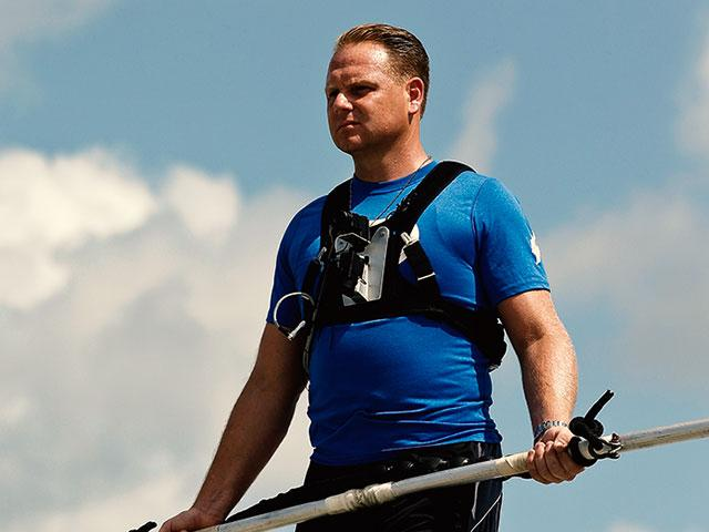 High Wire Performer Nik Wallenda Credits God After