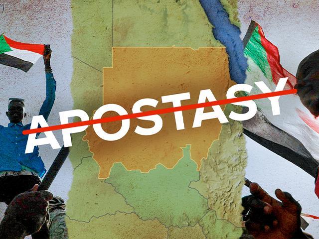 Sudan Abolishes Apostasy Law