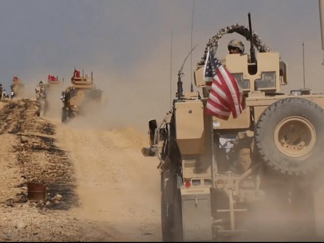 US Syria Troops
