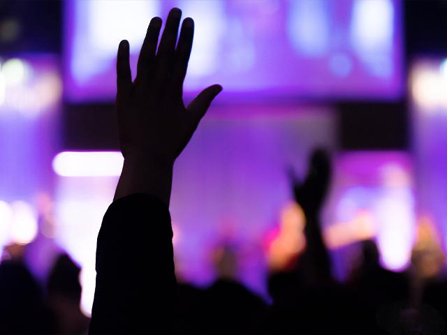 worship in church