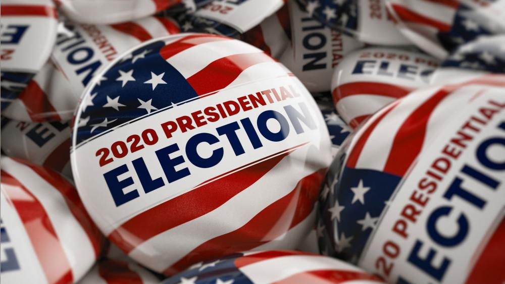 2020 election at stake
